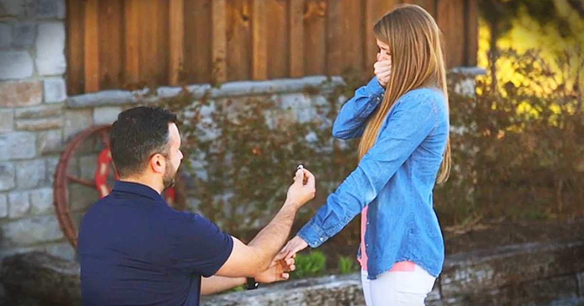 Proposal After Heartbreak Will Move You To Tears
