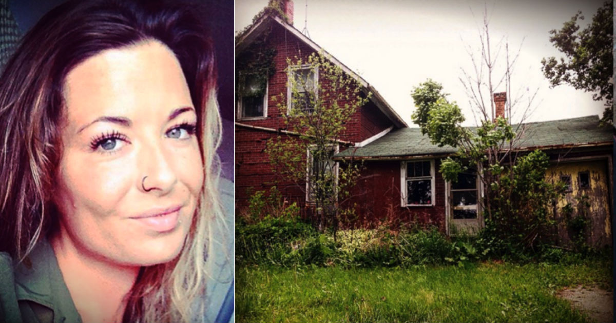 She Walked Into A House She Thought Was Abandoned. What She Found Inside Broke My Heart!