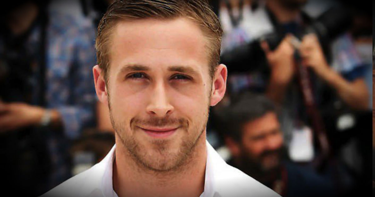 Ryan Gosling Jumps Out Of The Car On A Busy Highway To Do THIS!