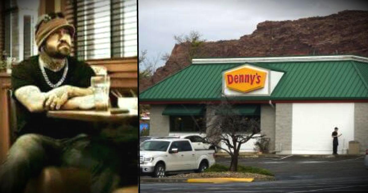 Man Showed Up At Denny's And Tips Waitress $1,500