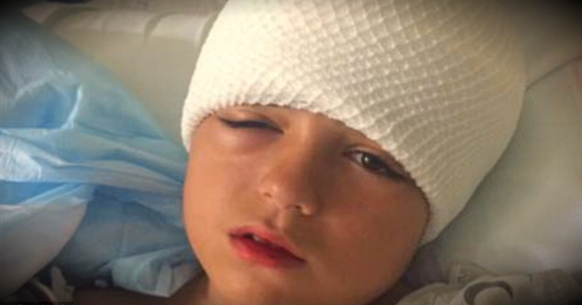 Bike Helmet Safety: Mom's Warning After Her Son Nearly Dies