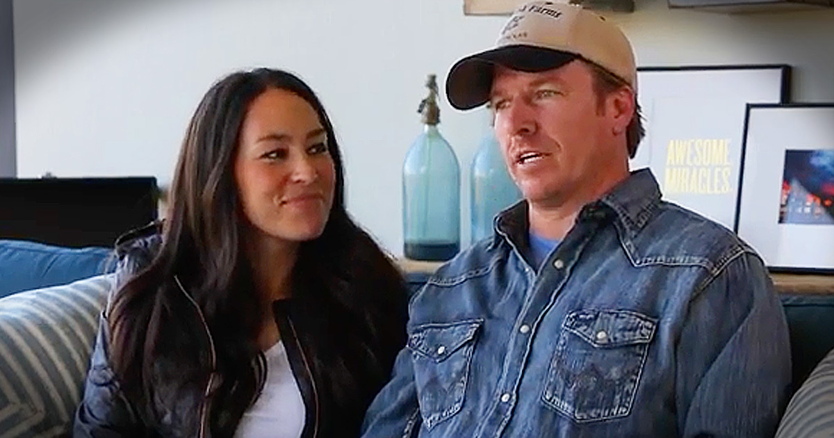 Chip And Joanna Gaines' Love Story Is Too Cute