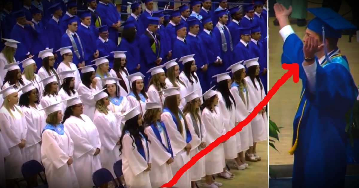 Lords Prayer Banned From Ohio Graduation, Students Say It Anyways