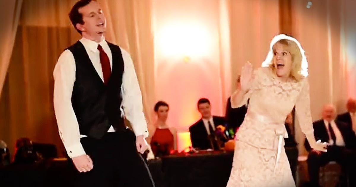 Mother Son Wedding Dance Surprise