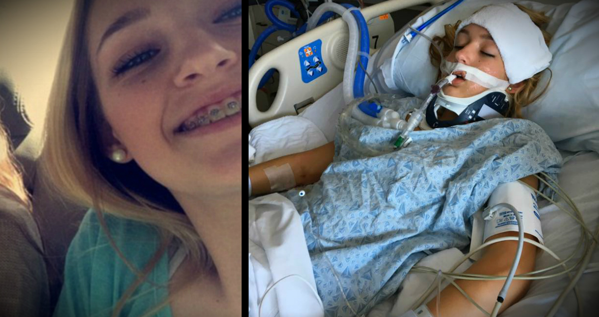 Alcohol Poisoning Warning: Mom Posts After Daughter (15) Nearly Dies