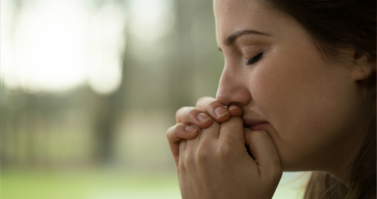 3 Things To Pray For When Life Gets You Down & You Need God