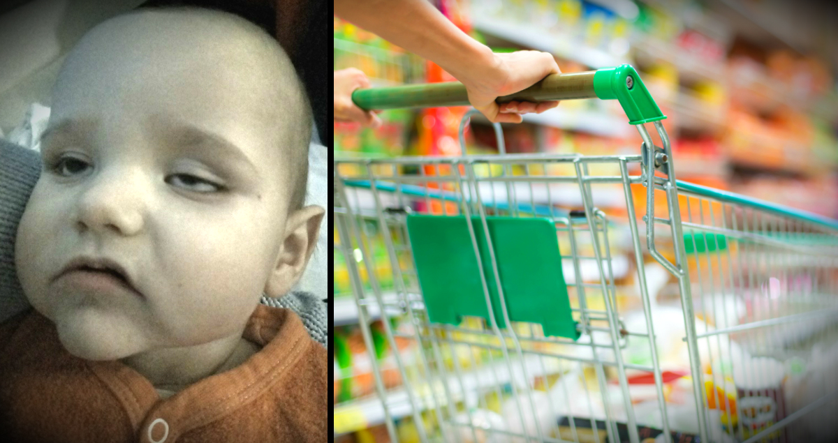 Meningitis From Shopping Cart: Mom's Warning After Her Son Gets Sick