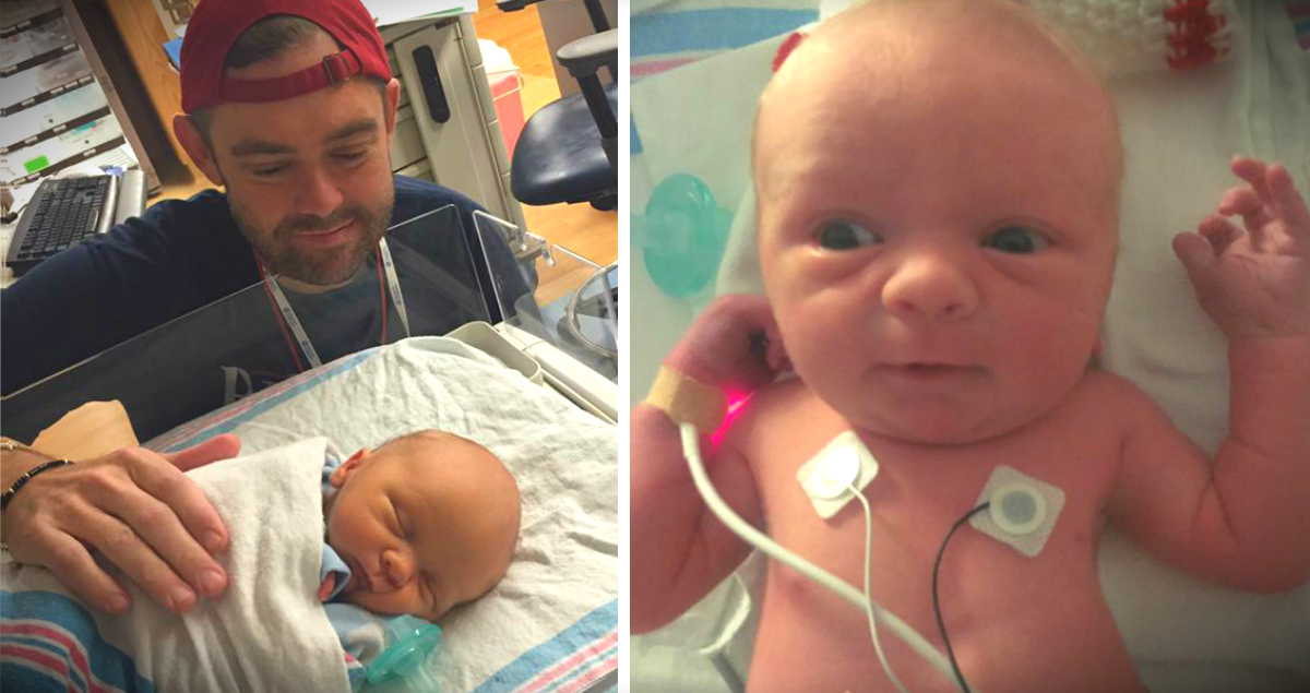 Divine Intervention Saves Baby From Disease With 90% Chance Of Death
