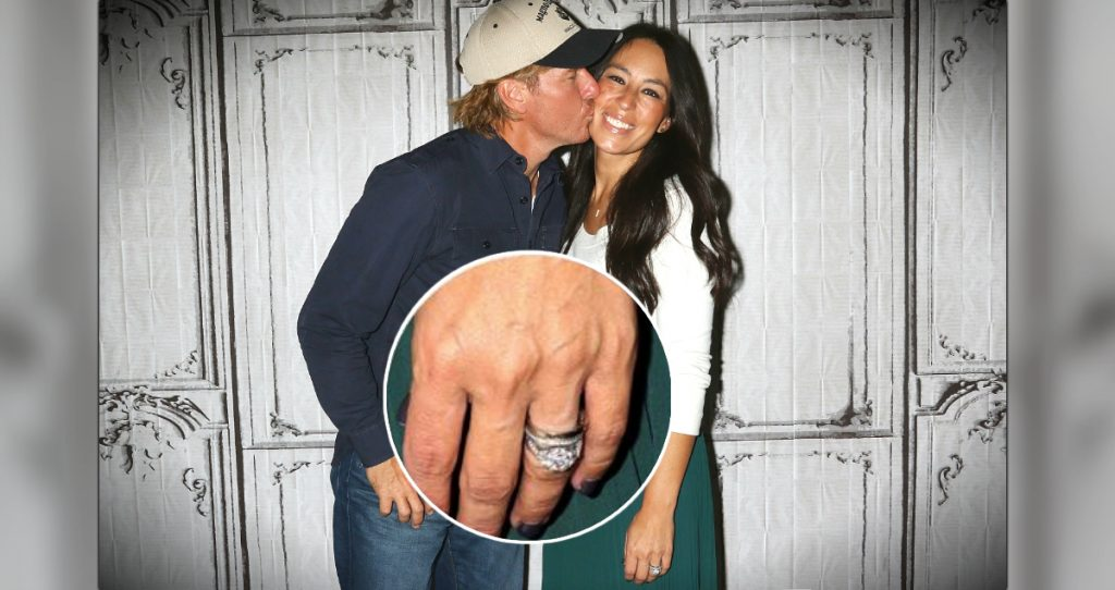 The Reason Joanna Gaines Refuses To Upgrade Her Engagement Ring