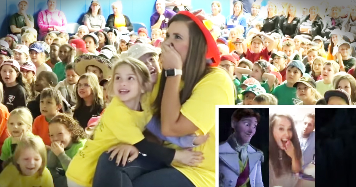 This Kindergarten Class Just Pulled Off The Most Adorable Proposal