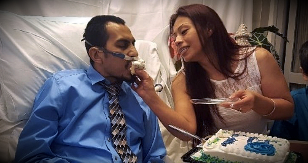 Dying Man's Last Wish To Marry His Fiancé Granted By Texas Hospital