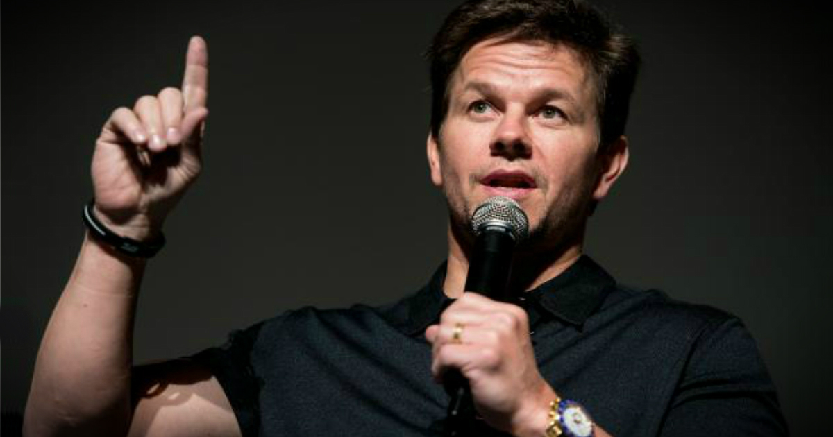 Actor Mark Wahlberg Credits His Faith In Turning His Troubled Life Around