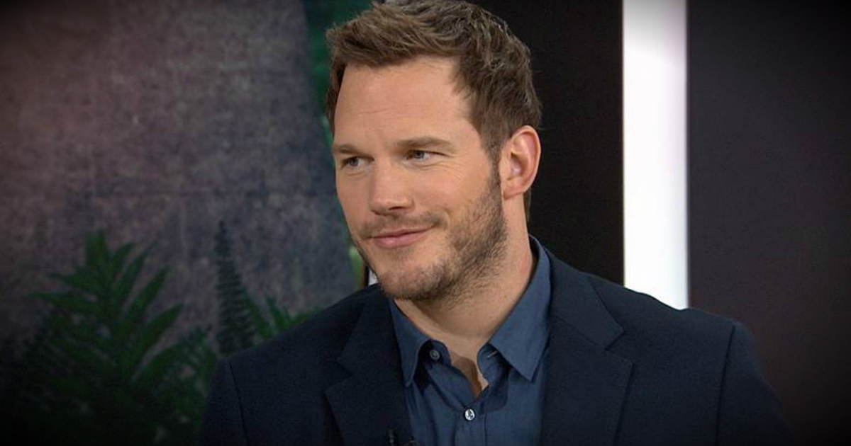 Actor Chris Pratt Shared His Testimony On How He Found God
