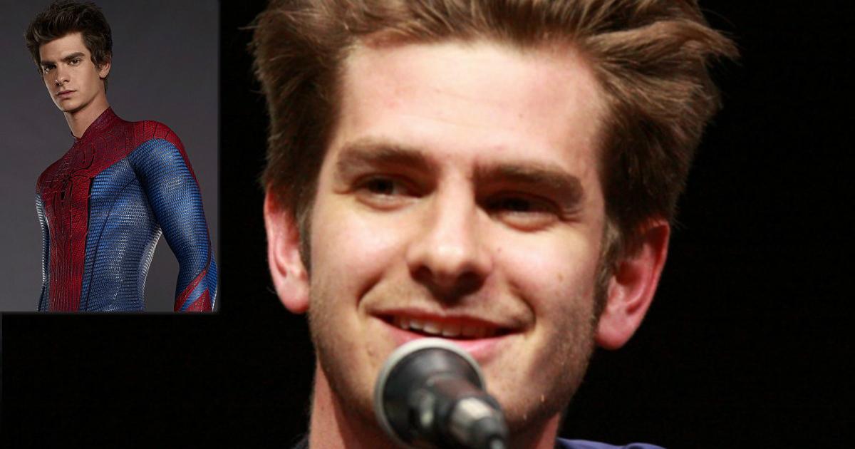 'Amazing Spiderman' Star Andrew Garfield Felt God In Christian Roles