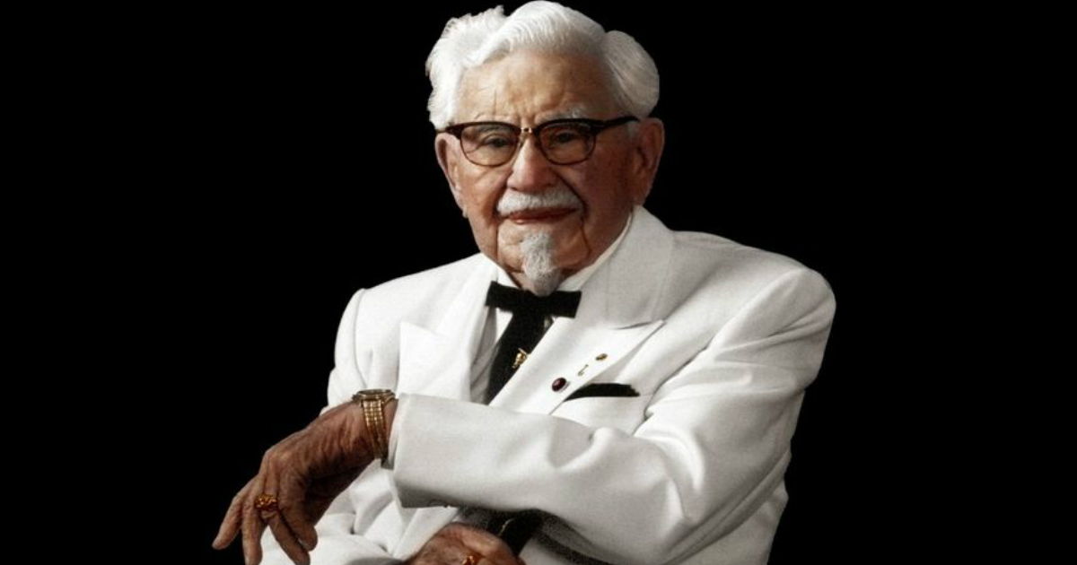 When KFC Founder Colonel Sanders Accepted Jesus - True Testimony