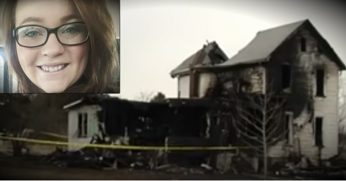 Young Mom Tossed Her Baby Out The Window Of Burning House