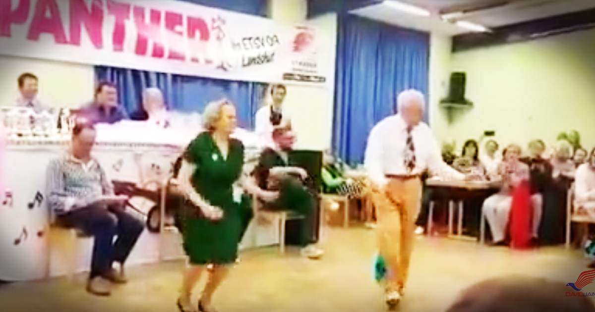 Age Is Just A Number And This Dancing Couple Is The Mind-Blowing Proof