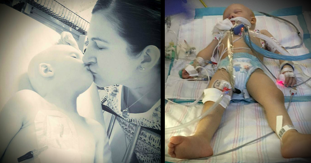 Dying 4-Year-Old Tells Mom He Will Wait In Heaven, Then Passes Away