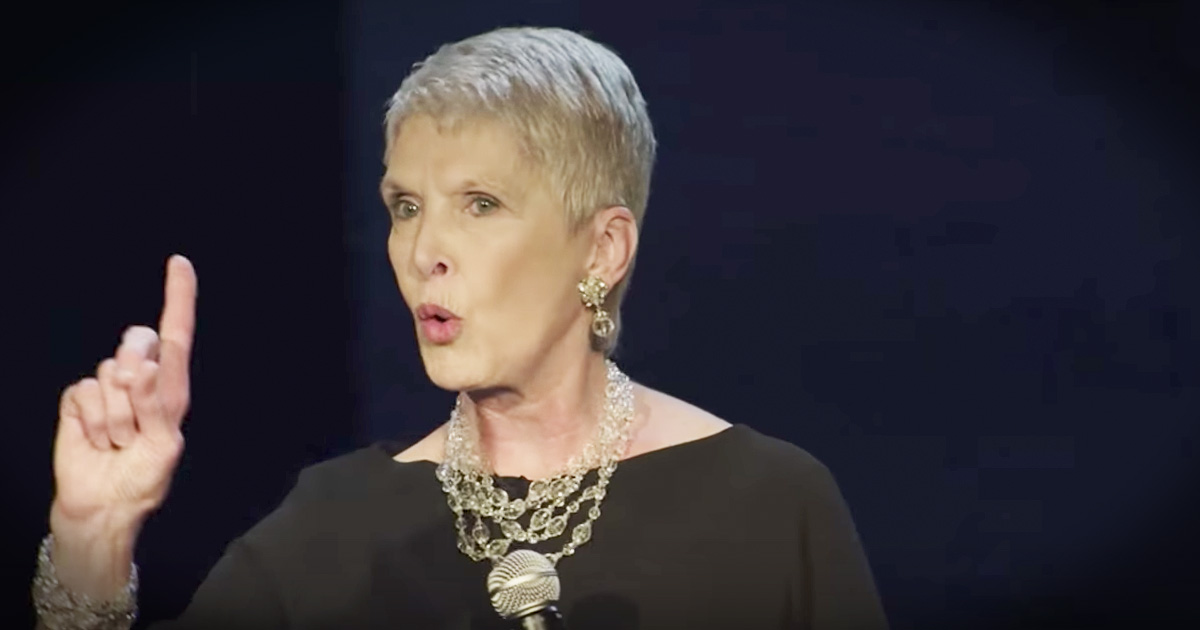 Jeanne Robertson Shares How To Dress For NASCAR
