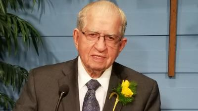 Christian Worship Hour with Dr. Harold E. Salem