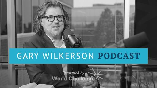 Gary Wilkerson Podcast with Gary Wilkerson