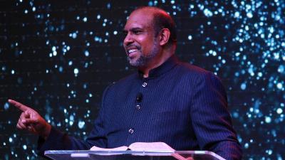 Liberty Bible Fellowship Church with Pastor Joe Persaud
