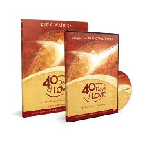 40 Days of Love Study Kit