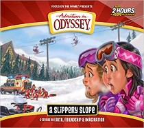 Adventures in Odyssey #71: A Slippery Slope