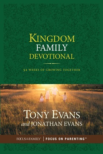 Kingdom Family Devotional - Gift with Donation