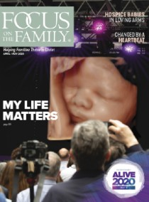 Focus on the Family Magazine Subscription - 12 Issues