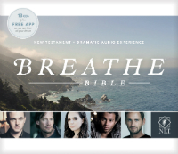 Breathe Audio Bible CD Set (Free App with Purchase)