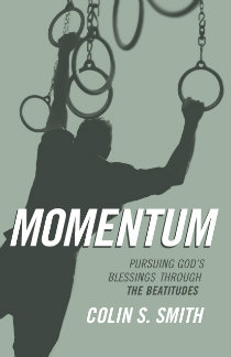 Momentum book by Colin Smith