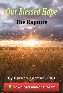 "Our Blessed Hope ""The Rapture"""