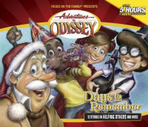Adventures in Odyssey #31: Days to Remember