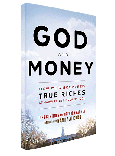 What Does God Say About Your Money?