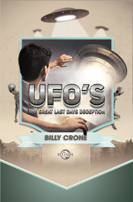 UFO's: The Great Last Days Deception – Book