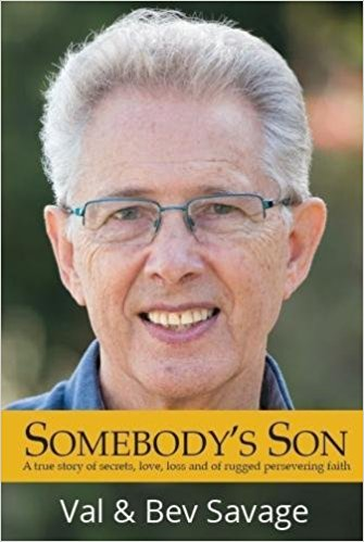 Somebody's Son Book by Bev Savage