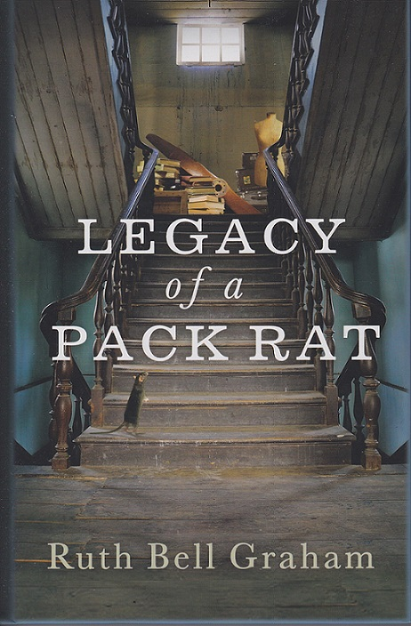 Legacy of a Pack Rat by Ruth Bell Graham - One to each listener, Minimum Qty.