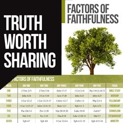 Truth Worth Sharing: Factors Of Faithfulness