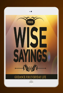 Wise Sayings Audio Download