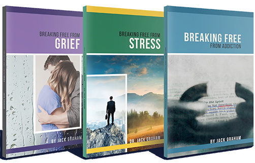 Break free from stress, grief, and addictions!