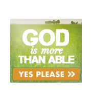 God is More Than Able