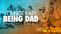 It's Not Easy Being Dad - Single