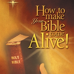 How To Make Your Bible Come Alive Booklet