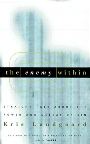 The Enemy Within Book by Kris Lundgaard
