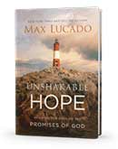 In thanks for your gift, you can receive Unshakable Hope