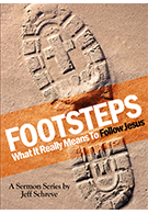 Footsteps: What it Really Means to Follow Jesus