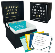Verses for Hearing the Voice of God Scripture Box
