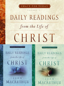 Daily Readings from the Life of Christ Vol. 1-3