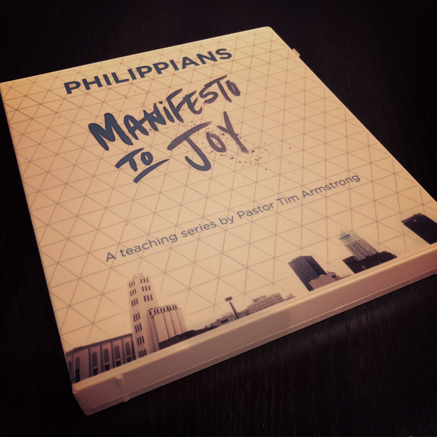 Philippians: A Manifesto To Joy